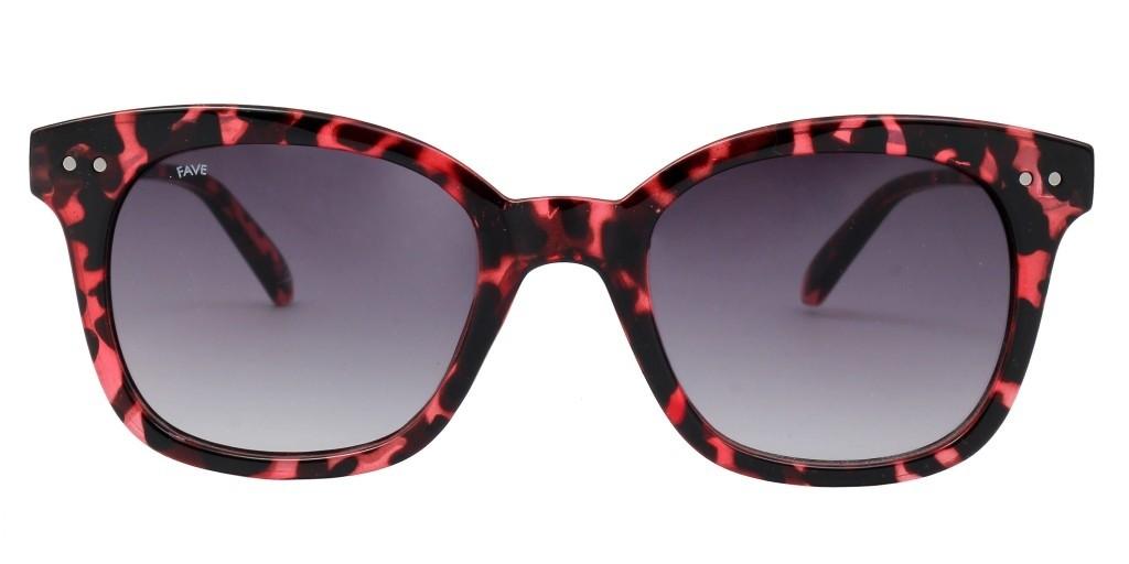 FAVE Mars Women Fashion Square Sunglass