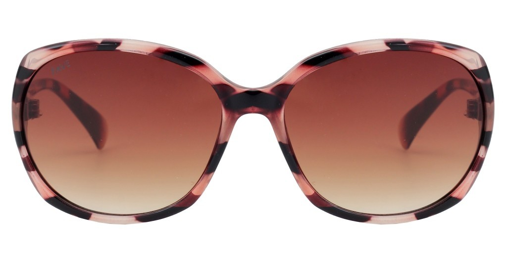 FAVE Charlie Unisex Fashion Oval Sunglass