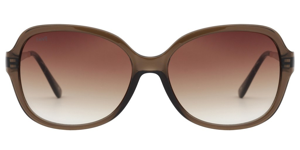 FAVE Fritha Women Fashion Square Sunglass