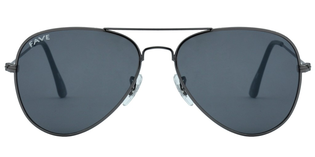 FAVE Brownie Unisex Fashion Pilot Sunglass