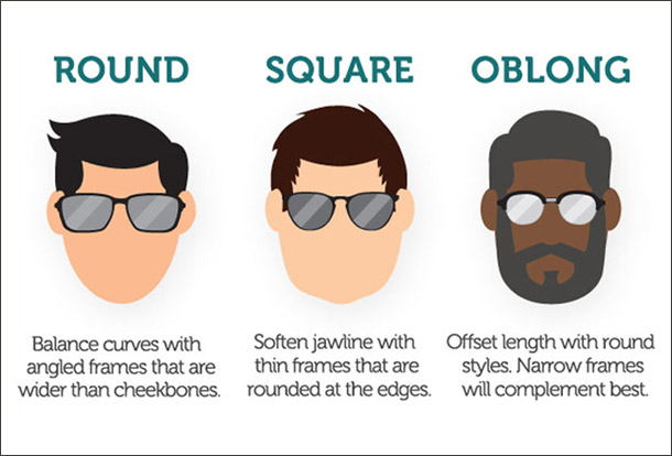 How To Choose Perfect Sunglasses For Your Face Shape
